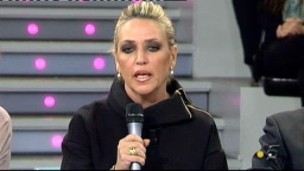 "Lydia Lozano: ""Al Bano me ha vetado"""