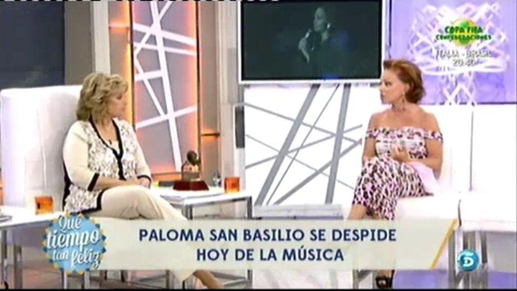 Los orígenes de Paloma San Basilio