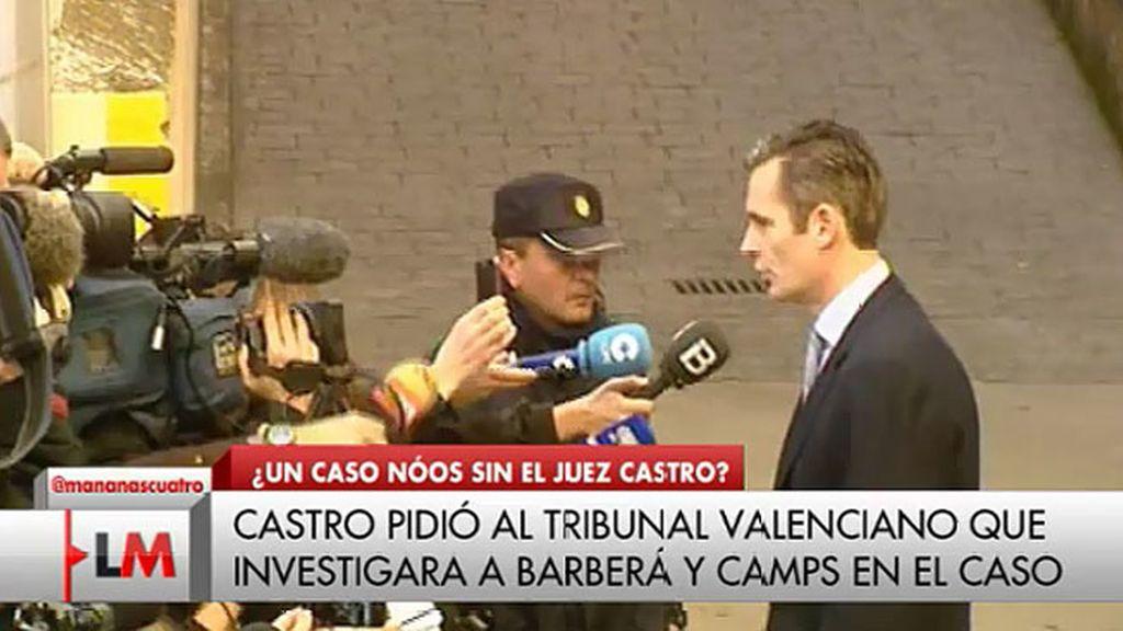 El fiscal quiere que el caso Nóos pase al Tribunal Superior de Valencia