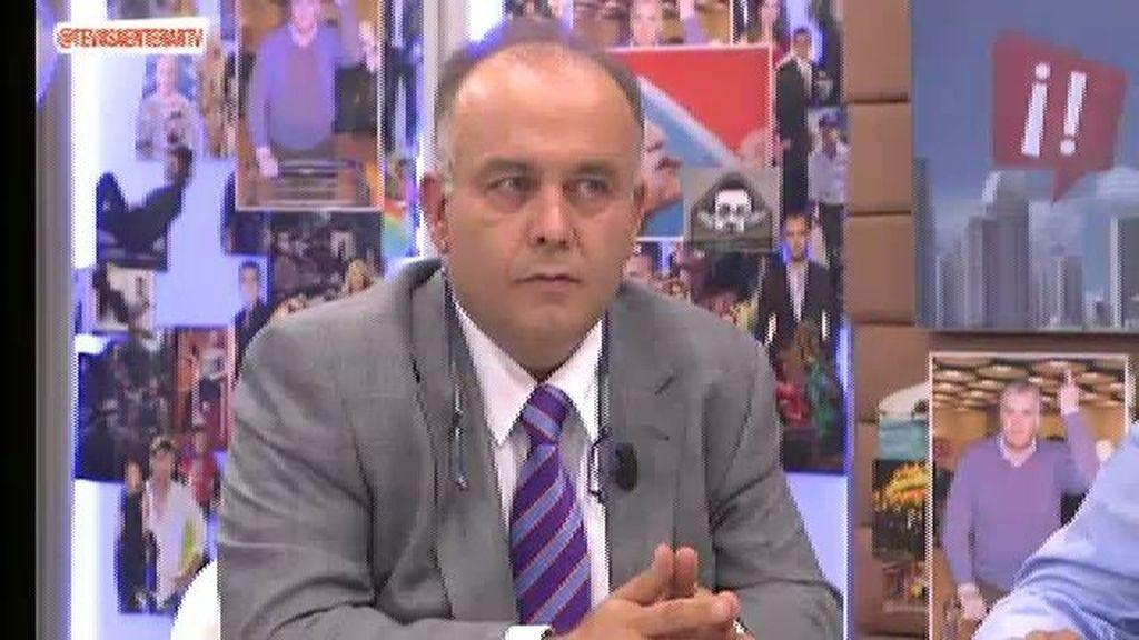 """Gonzalo Boye: """"A Bárcenas le diría que presentase todo y colaborara con la justicia"""""""