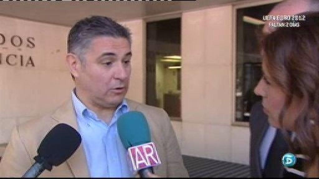 El ex administrador de Sara Montiel ha llamado a María Patiño como testigo