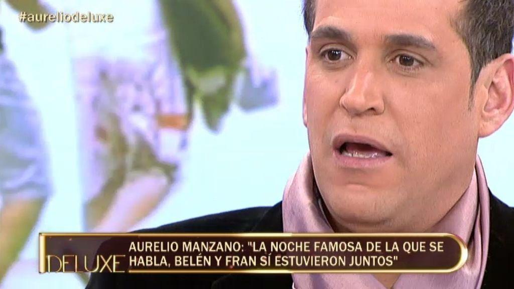 """Aurelio Manzano: """"A la familia de Fran le preocupa que siga viéndose con Belén"""""""