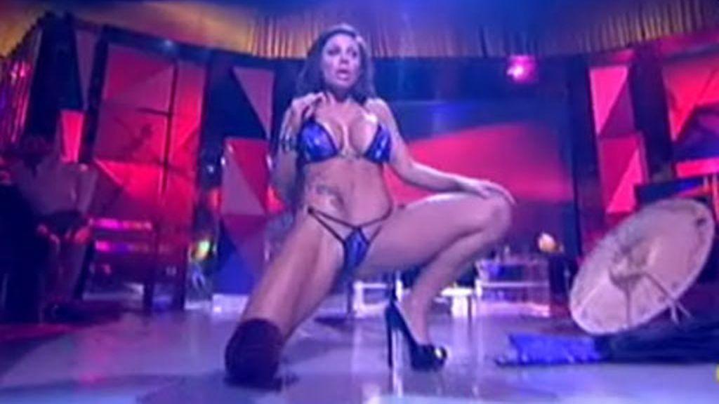 El Desnudo Más Sensual De Tatiana Delgado