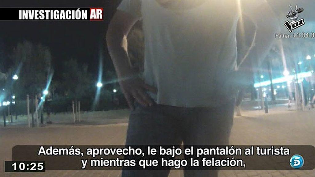 Las prostitutas aprovechan los servicios para robar a los clientes en Mallorca