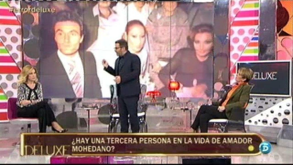 Jorge Javier tiene que explicar los hechos con detalle ante las pocas palabras de 'Error'