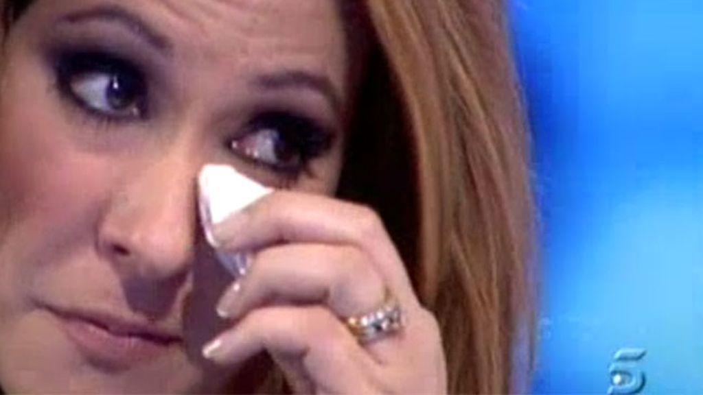 Chayo contacta con Rocío Jurado