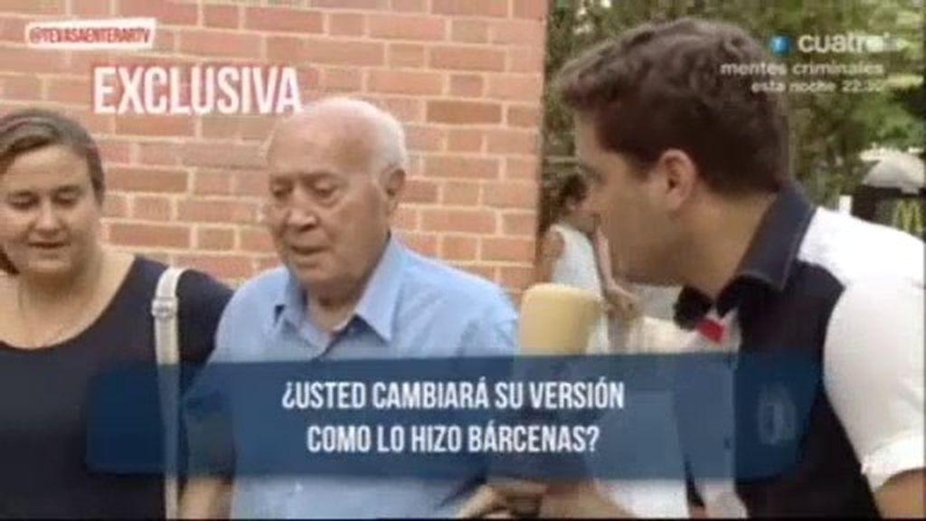 """Declaraciones exclusivas de Álvaro Lapuerta: """"Si me llaman a declarar, iré"""""""