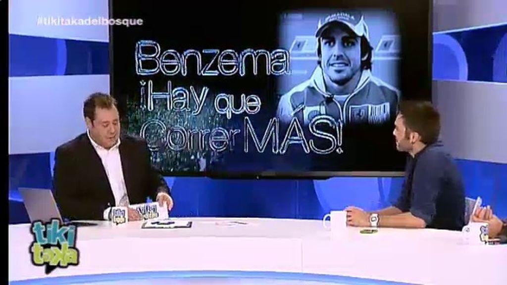 El show de Dani Martínez en Tiki Taka