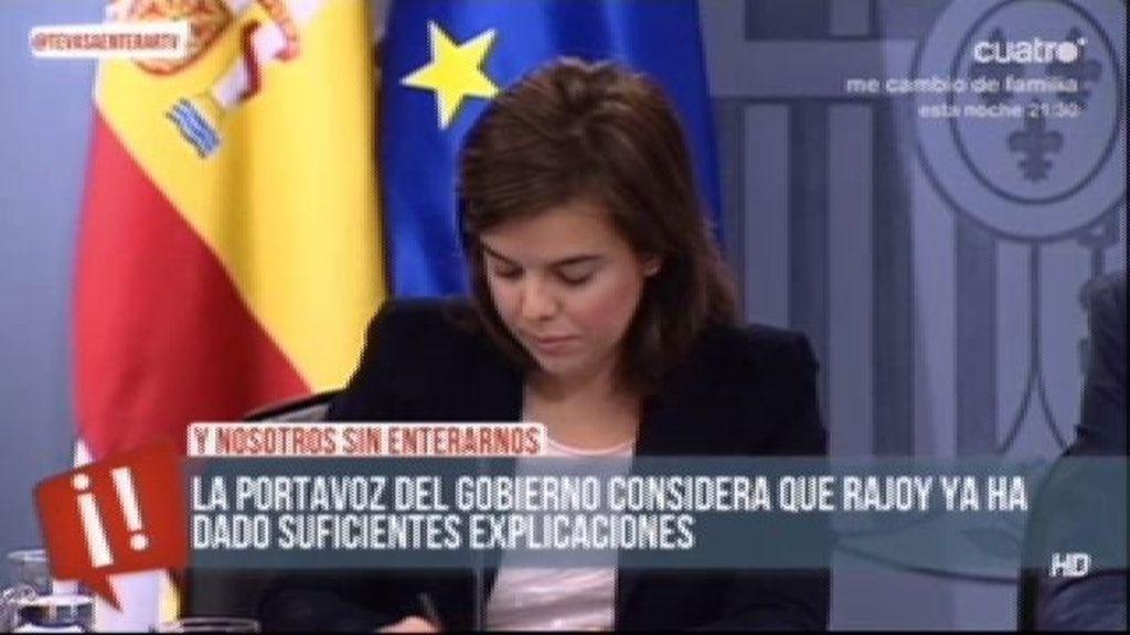 """Verstrynge: """"Que Rajoy no haya hablado aún es como un escupitajo a la ciudadanía"""""""