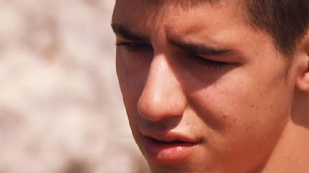 Pedro piensa sacar a Yeray del Campamento