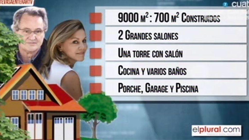 ¿Cuánto cuesta la mansión de Cospedal?