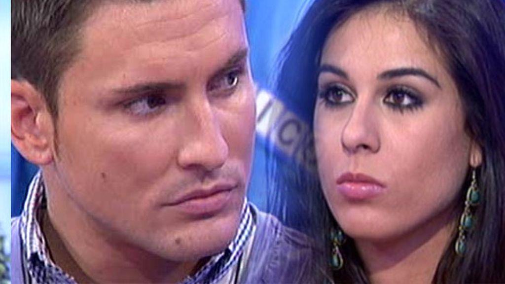 Indhira y Víctor