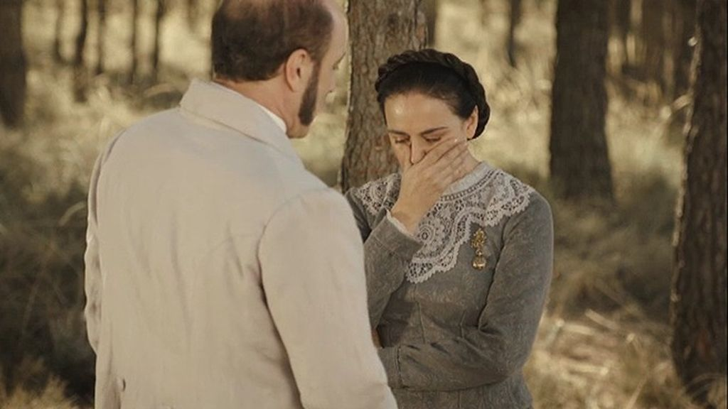 """Lydia, a Fernando Bravo: """"Me has condenado a muerte"""""""