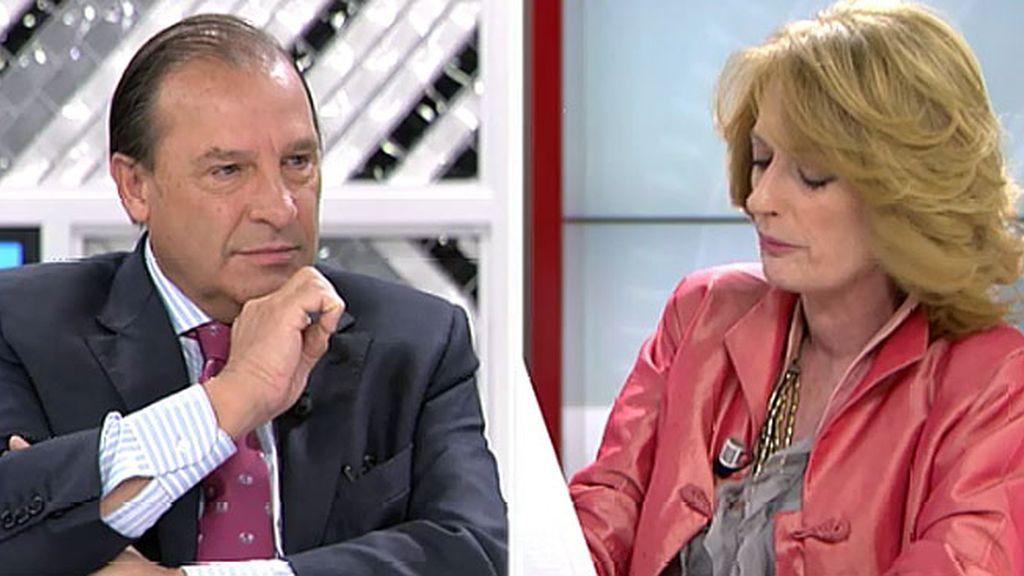 La entrevista a Martínez - Pujalte, a la carta