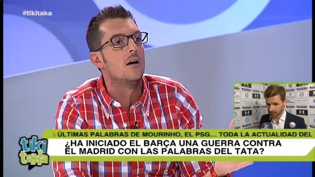 """Látigo Serrano: """"El Tata Martino no ha empatado con nadie"""""""