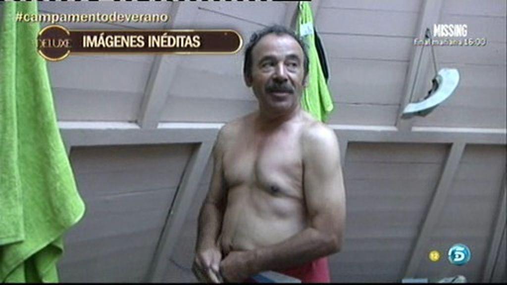 El padre de Desirée, fan de Cristina Tárrega