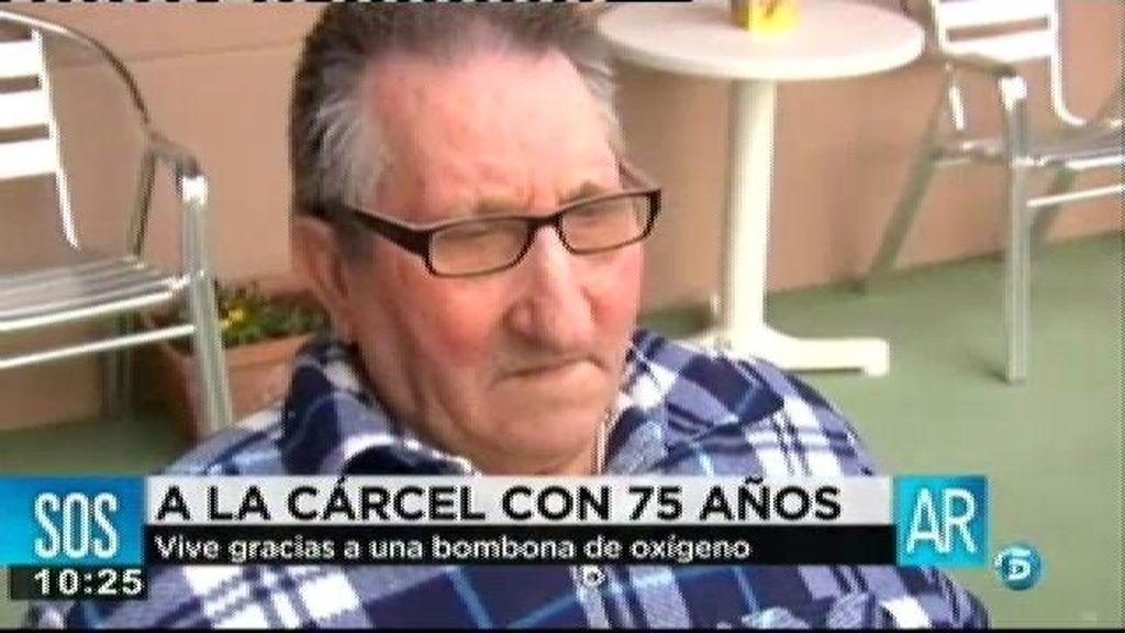 Ramiro, a punto de entrar en prisión pese a sus discapacidades