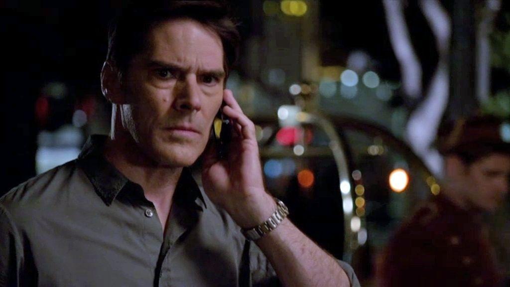 """El imitador, a 'Hotch': """"¿Recuerdas las última vez que recibiste una llamada como ésta?"""""""