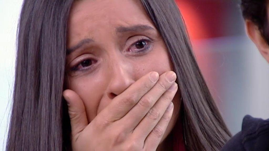 Marisol, la hermana de Cris, se reencuentra con los Merino