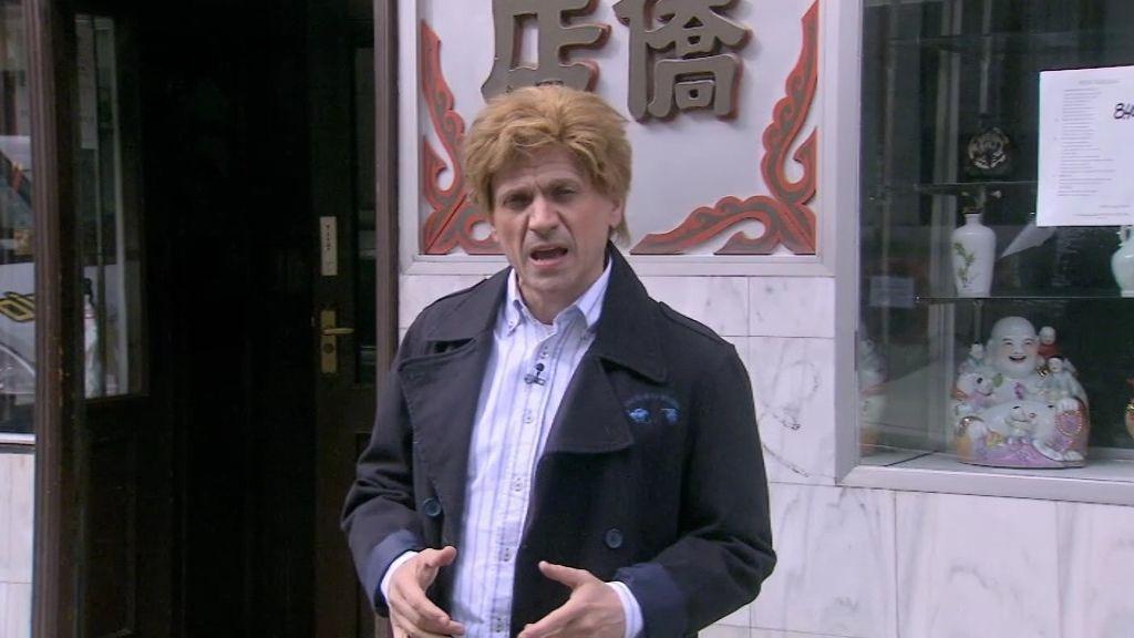 El chef Ramsay en un restaurante chino