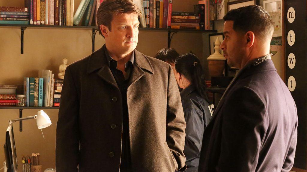 """Castle: """"No necesito a Wes Craven para saber cómo termina esto"""""""