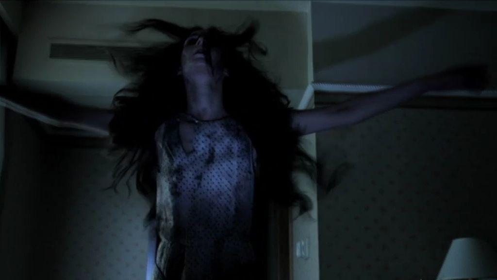 Una noche terrorífica en un hotel de Madrid