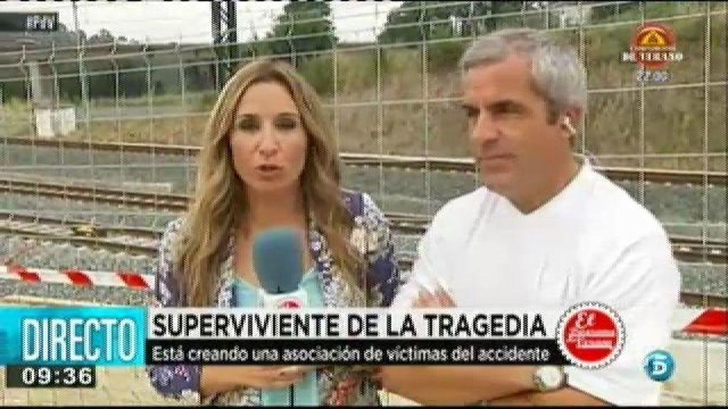"""Cristóbal González: """"Nos iban a ofrecer ayuda y ahora estamos viendo el estado de indefensión en el que estamos"""""""