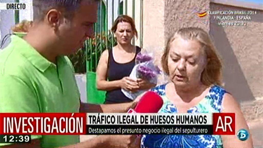 Los vecinos de Gran Canaria, consternados