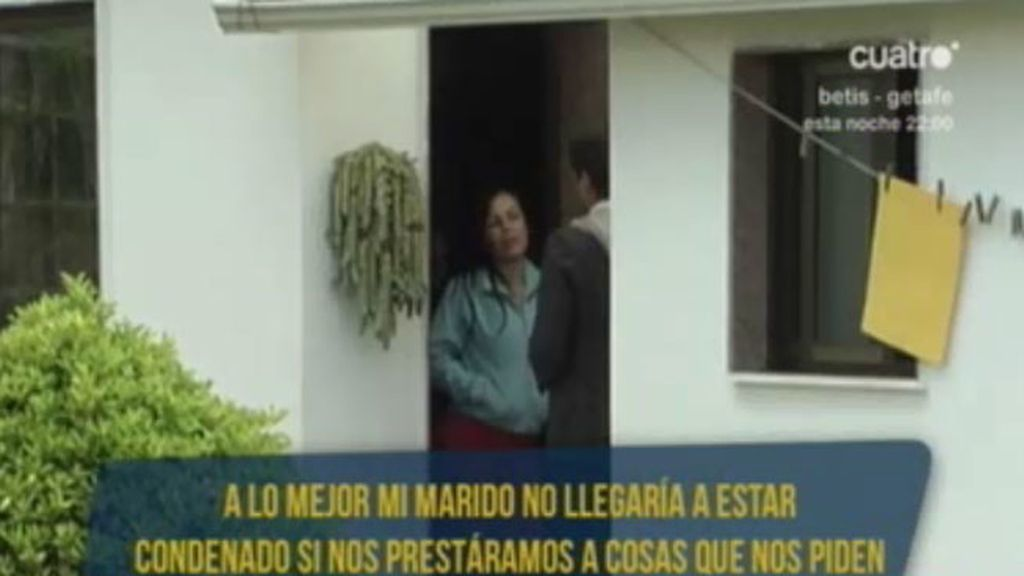"""La mujer del narco fotografiado con Feijóo: """"Me han presionado para sacar más fotos"""""""