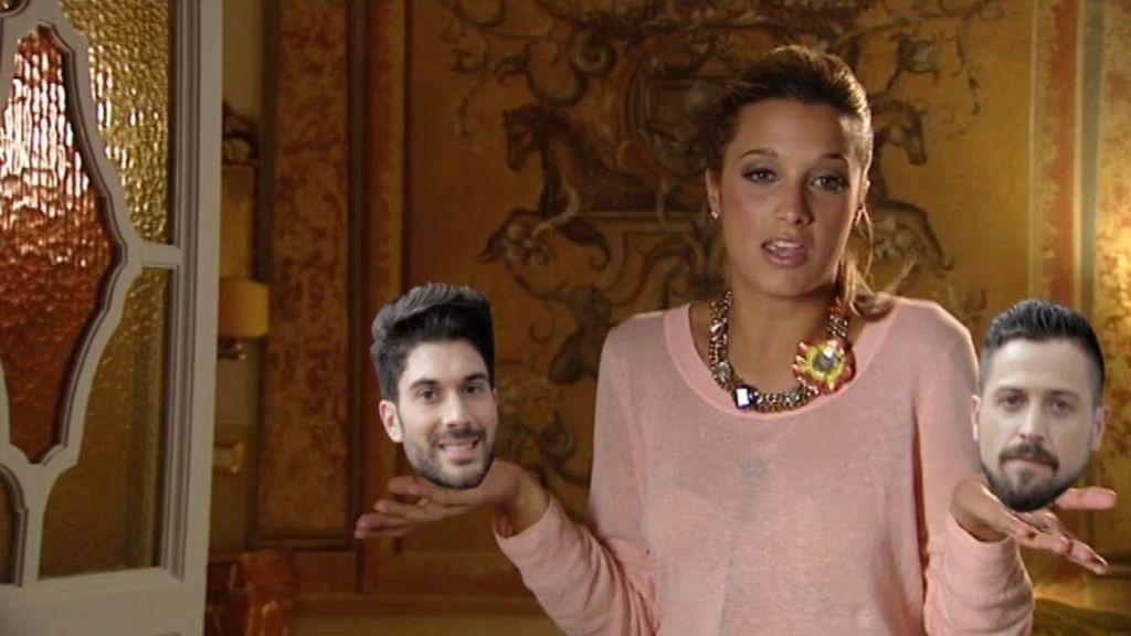 Corina, divida entre Diego y Pascual