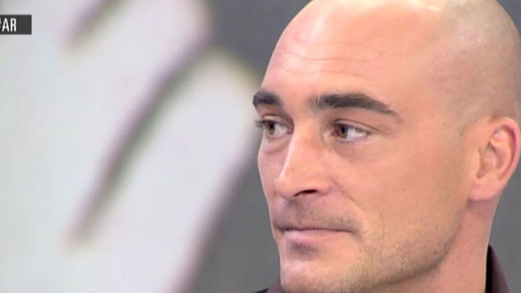 """José Antonio Valdivieso: """"He rehecho mi vida con mucho esfuerzo"""""""