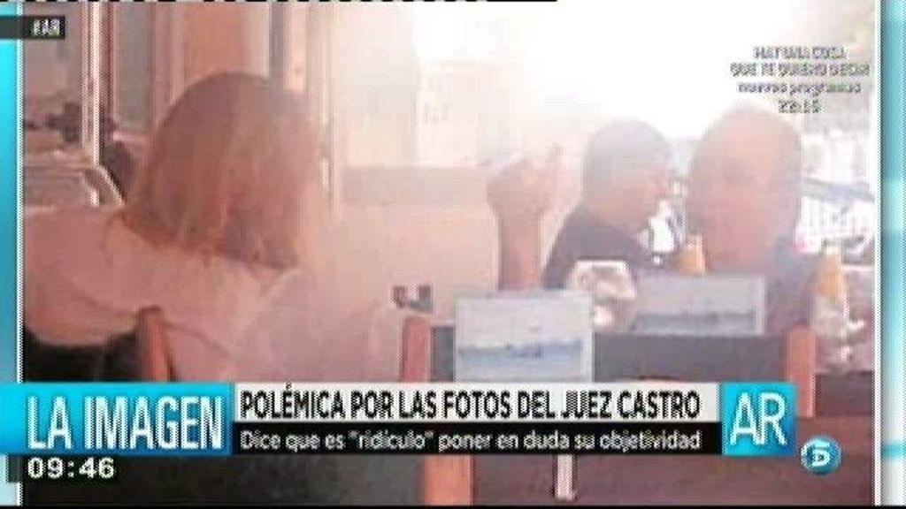 El juez Castro asegura que es ridículo poner en duda su objetividad