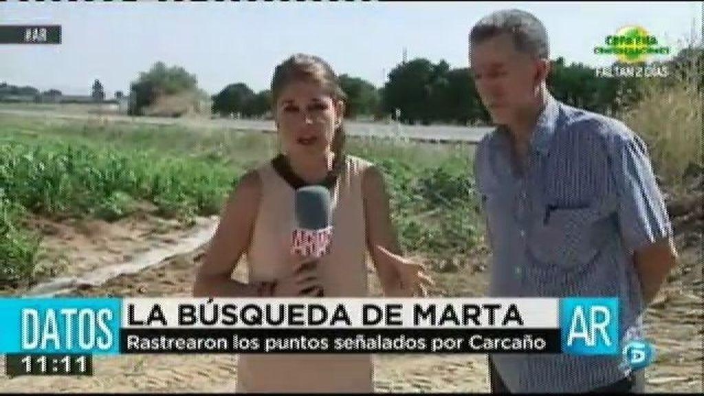 Un vecino de La Rinconada confirma que el hermano de Carcaño trabajo en una finca cercana a la de la búsqueda