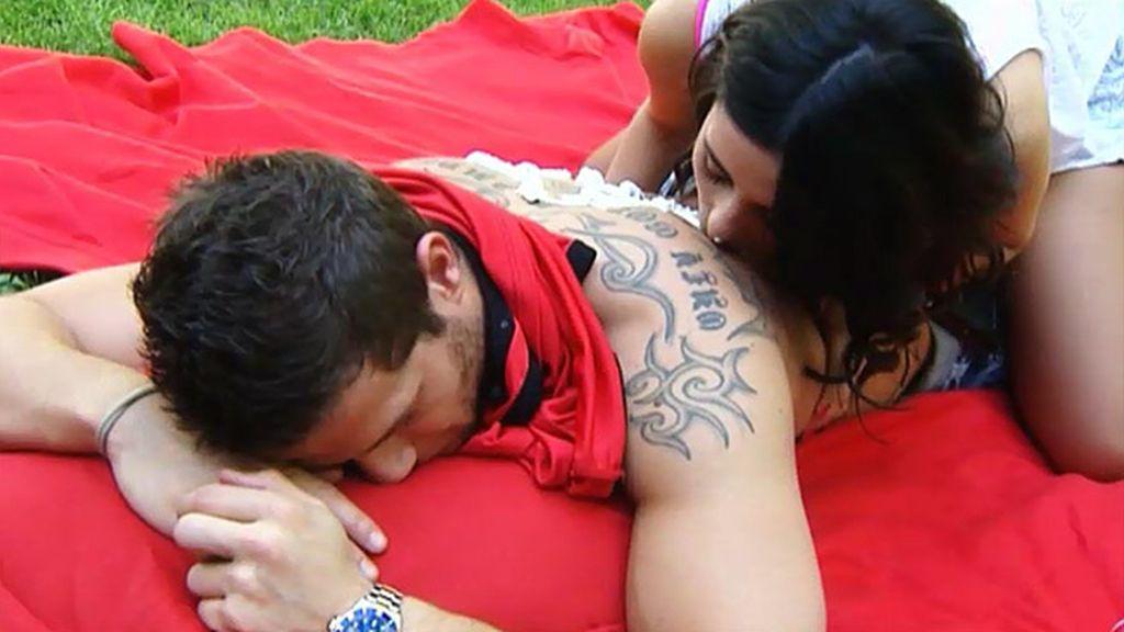 Cita Clar y Ana (08/06/12)