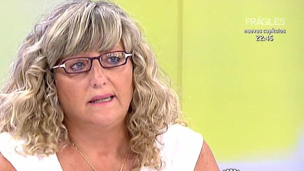 """Mari Mar, madre de Sandra Palo: """"Deseo que lo que el Rafita no cumplió por mi hija, lo cumpla ahora"""""""