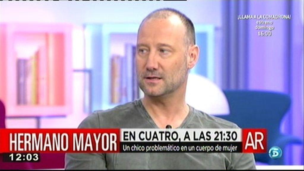 """García Aguado: """"Intento demostrar a los chicos que con la rabia sólo se hacen daño a sí mismos"""""""