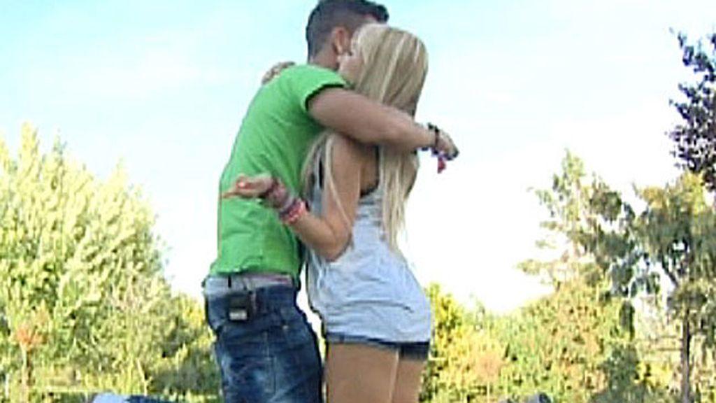 Niki y Sergio (15/07/11)