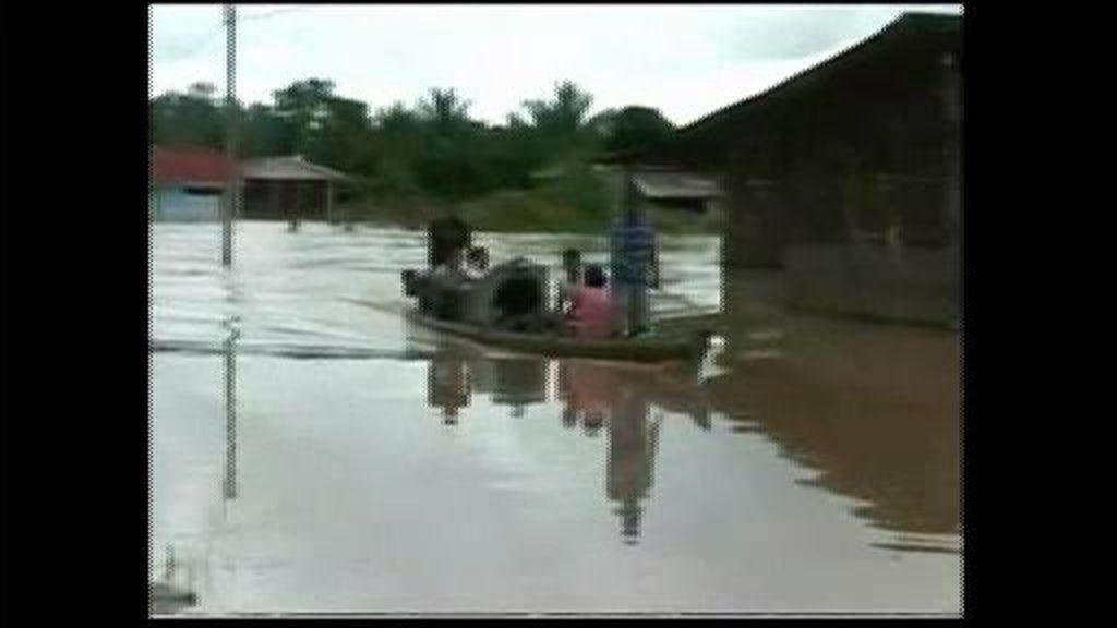 Las lluvias torrenciales en Perú dejan más de una decena de muertos