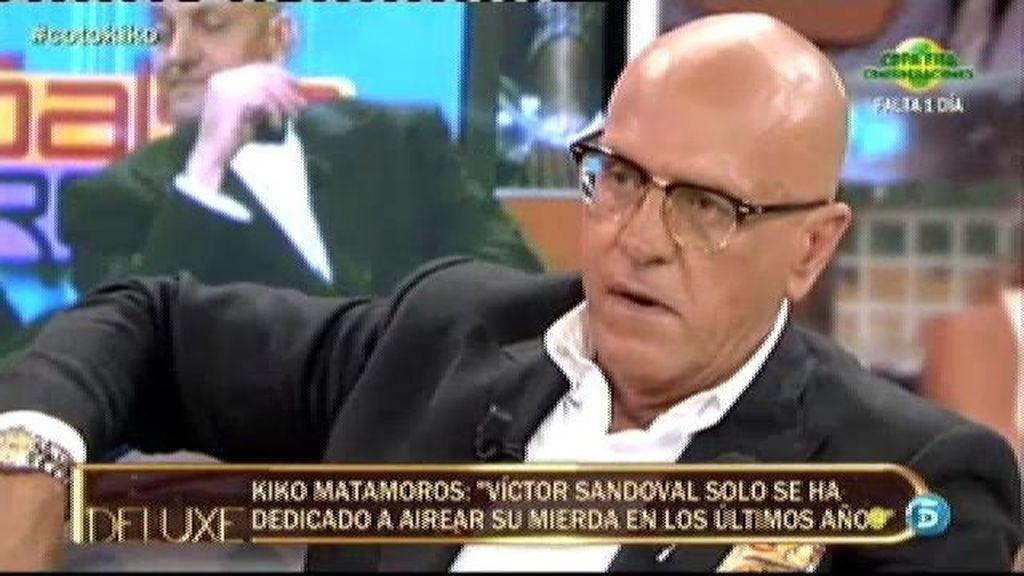 """Kiko Matamoros: """"Mi hermano está diagnosticado como un psicópata"""""""