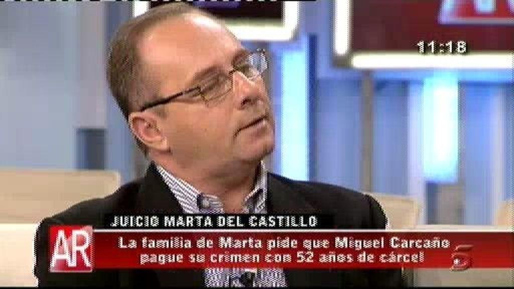 """""""Francisco Javier tiene que tener una participación más activa"""""""