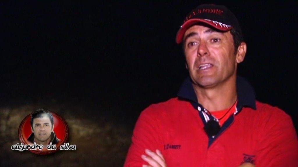 Alejandro da Silva, el refranero 'portugueish'