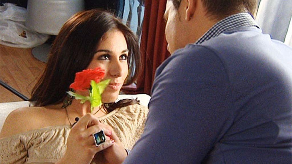 Indhira y Víctor (19/04/11)