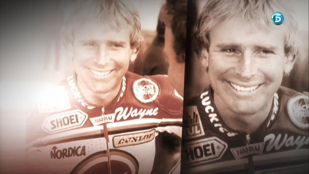 Son leyenda: Wayne Rainey