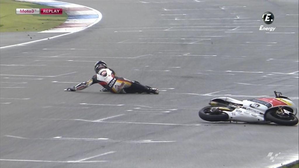 Tercer entrenamiento de Moto3 en Assen, íntegro y a la carta