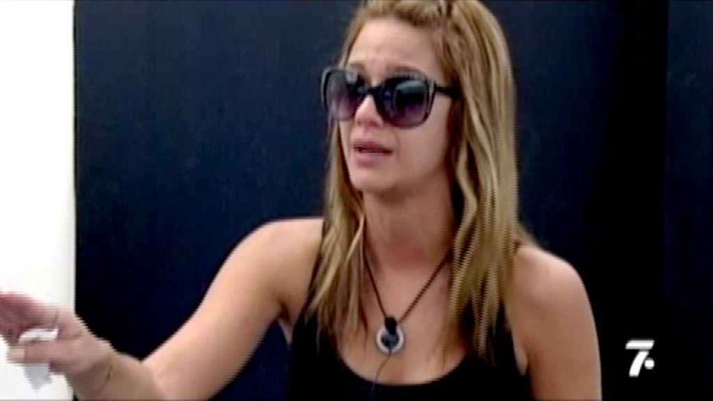 Tamara quiere abandonar