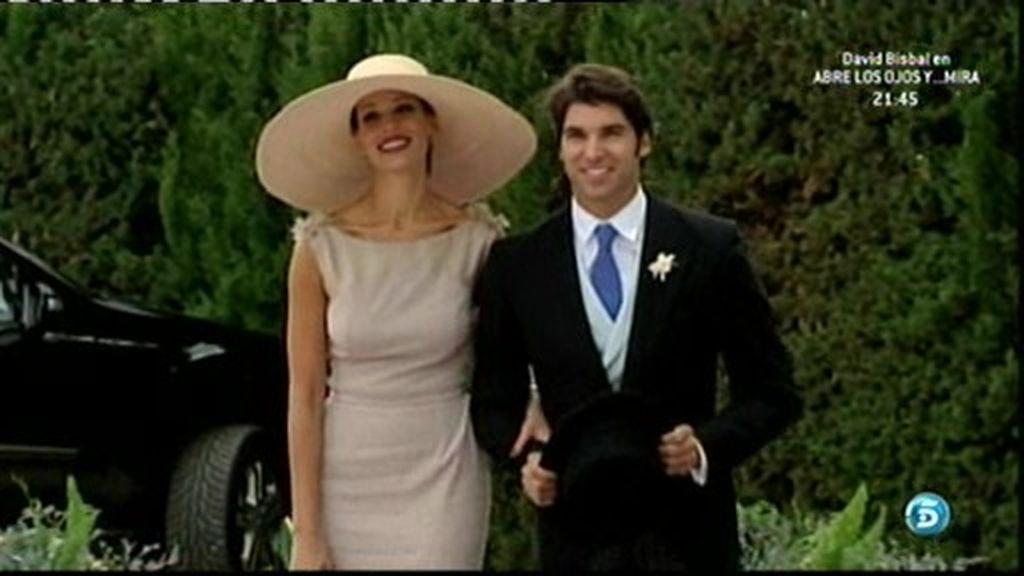 Las primeras imágenes de la boda