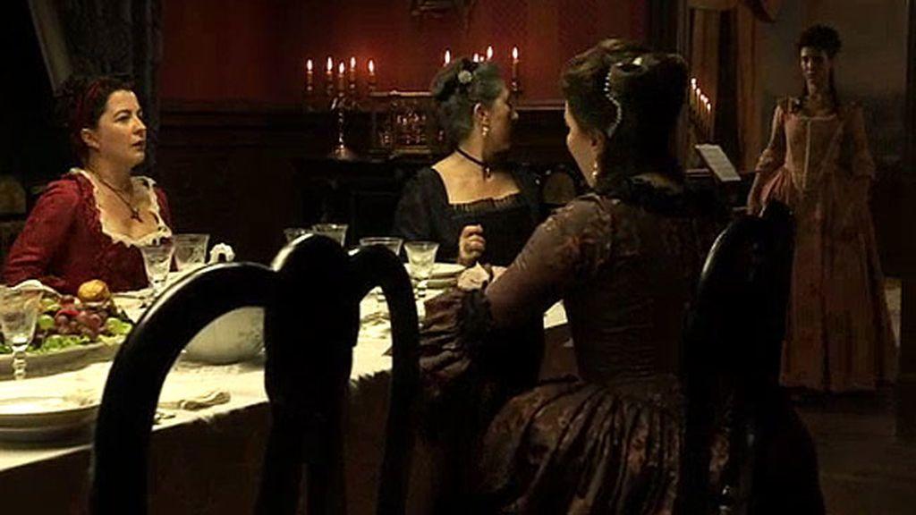 Victoria desafía a su madre