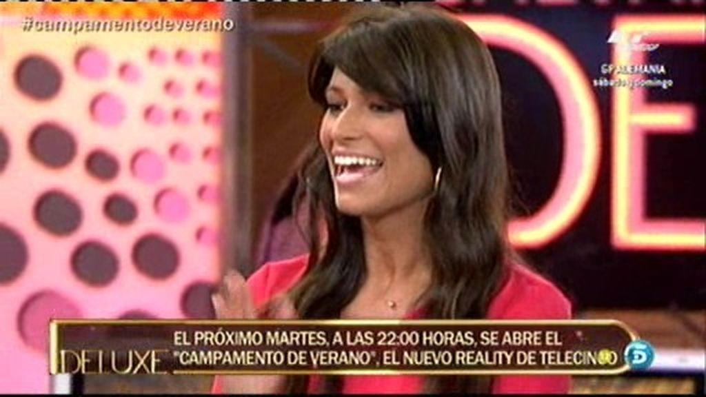 Sonia Ferrer vuelve a la televisión para presentar 'Campamento de Verano'