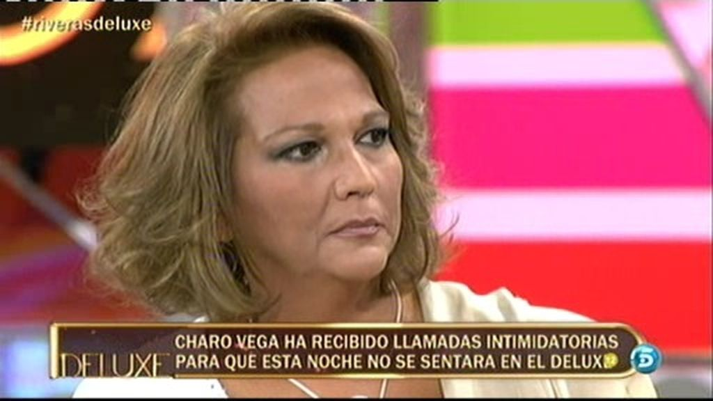 "Isabel Pantoja, a Charo Vega: ""Si vas al Deluxe, te voy a demandar"""