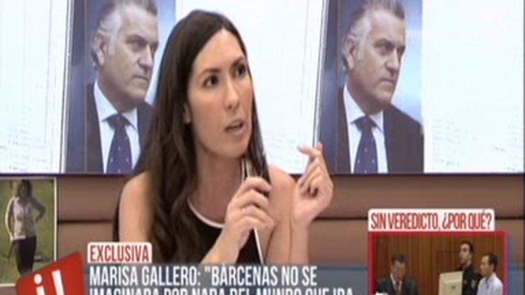 Exclusiva en 'TVA': Hablamos con la periodista que pasó cuatro días con Bárcenas